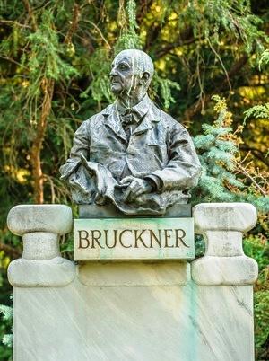 Bruckner Büste